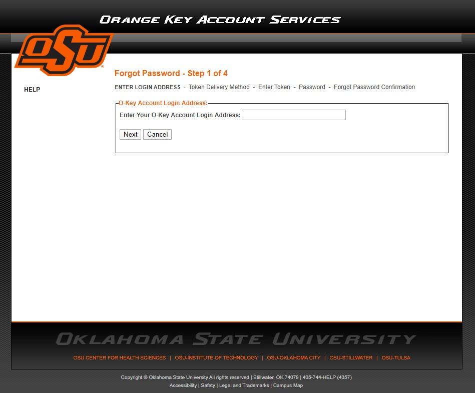 Enter Okey Account