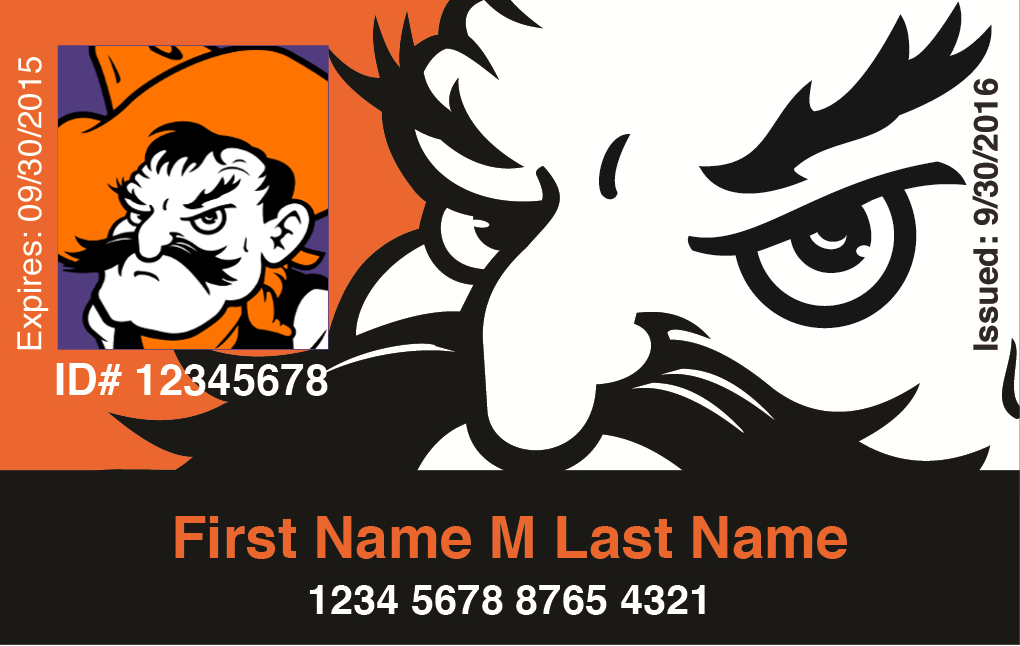 example id card